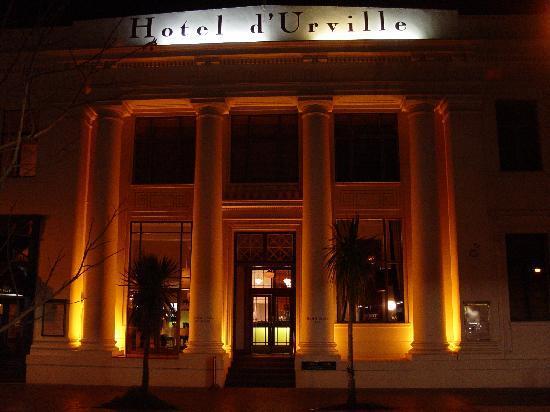 Hotel d'Urville: Classic Building