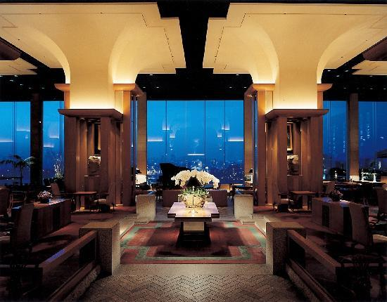 Grand Hyatt Seoul-Lobby Lounge