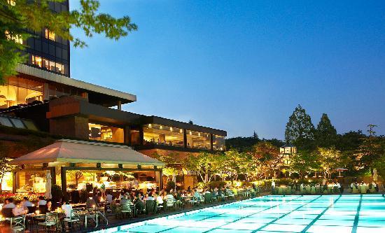 Grand Hyatt Seoul-Poolside BBQ