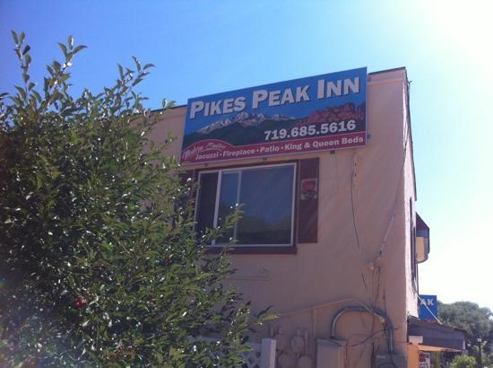 Pikes Peak Inn: diamond in the rough!!