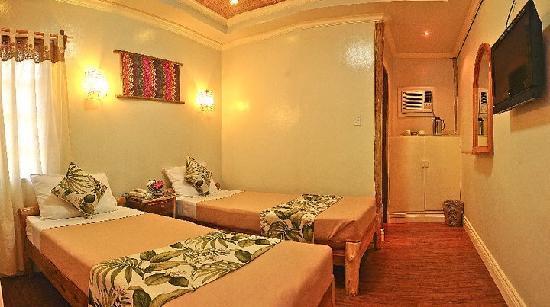 Palo Alto Bed & Breakfast: Standard Twin Room