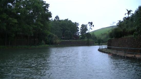 SAJ Vagamon Hide Out : the lake