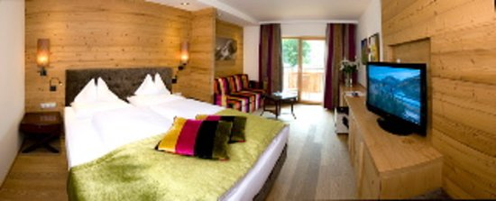 Hotel Gotthard: Double room Superior