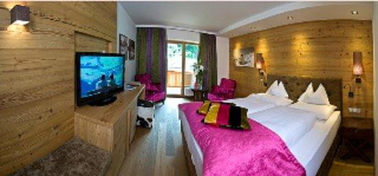 Hotel Gotthard: Double room Garden Comfort