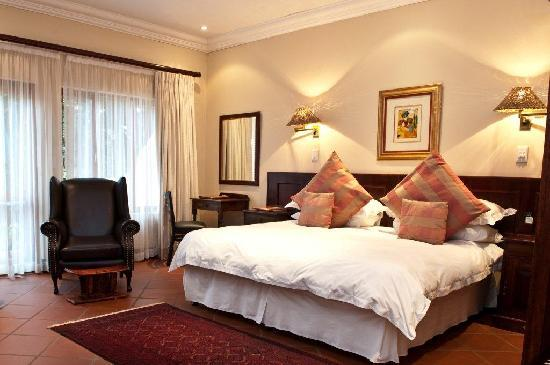 Budmarsh Country Lodge : 18 Luxurious en suite bedrooms