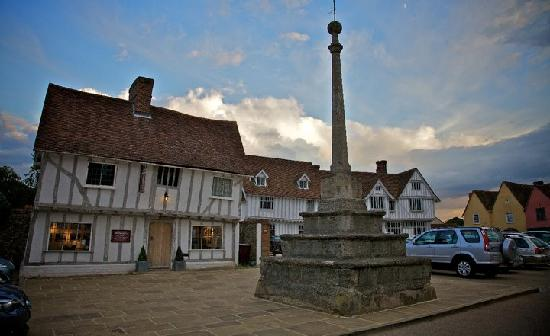 The Great House Hotel And Restaurant Lavenham Suffolk