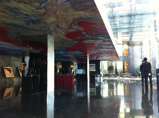 Zobon Art Hotel : Lobby