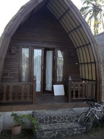Lumbung Cottage 1: Lumbung number 7