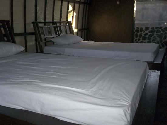 Lumbung Cottage 1: Double beds