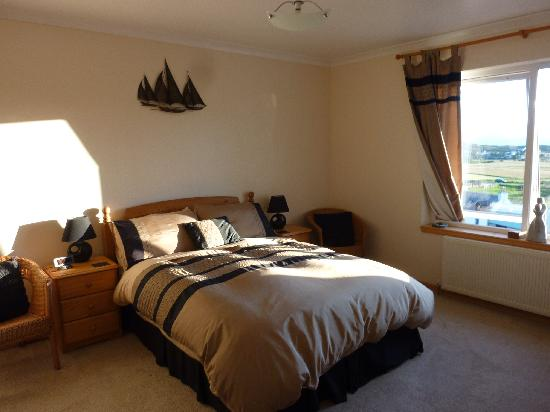 Tigh Arran B&B: Bedroom