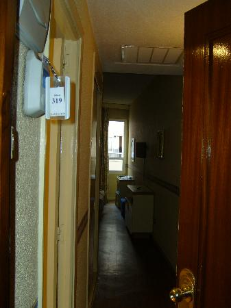 Aparthotel Tribunal: carta magnetica con chiavi, per interruttore luce