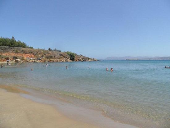 SunCity Hotel Studios: Xrisi Atki beach