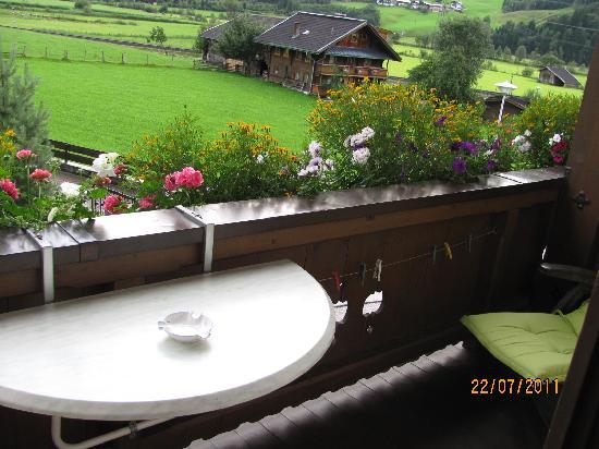 Gästehaus Stotter: Balkon