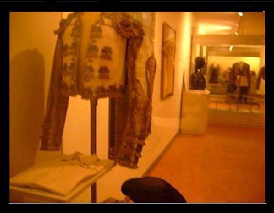 Bullfighting Museum : el traje de luce di Manolete