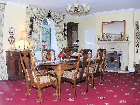 Old Stoney Bank Guest House: Dining room