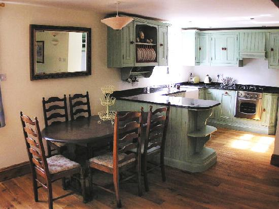 Old Stoney Bank Guest House: Self Catering Apartment Kitchen