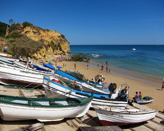 Olhos de Agua, Portugal: Portugal