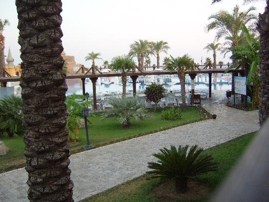 palm garden manavgat