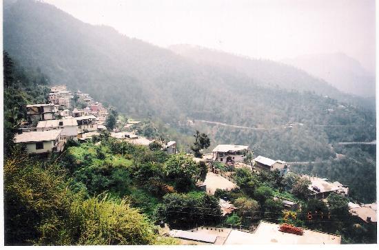 Kalka - Shimla Railway: View from Train-2
