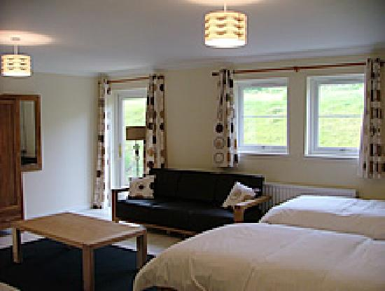 BCC Loch Ness Hostel: Double & Twin Room