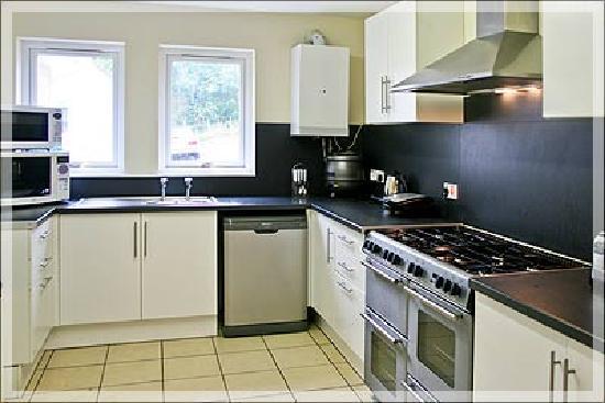 BCC Loch Ness Hostel: Kitchen