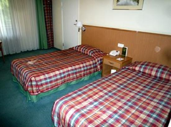 Mercure Mragowo Resort & Spa: chambre
