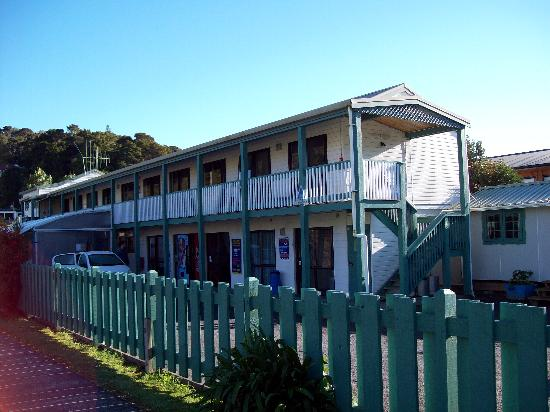 YHA Bay of Islands Paihia: YHA Paihia Backpacker Hostel