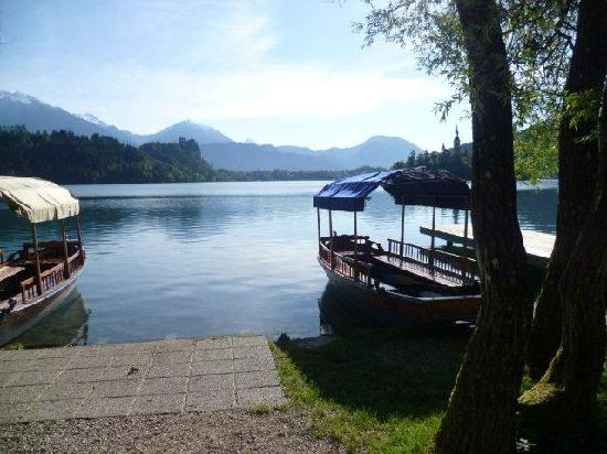 Pension Zaka: Lake Bled