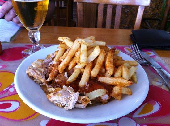 Cafe Aux Trois Moulins: Potjevleesh