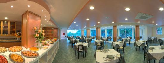 Hotel Sydney: La Sala ristorante Panoramica