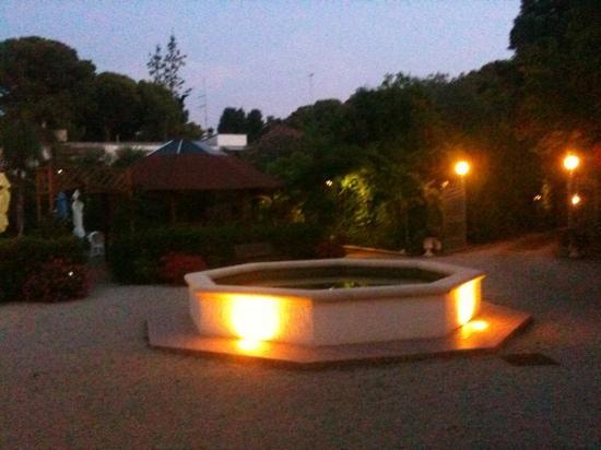 Villa I Nidi B&B: ingresso