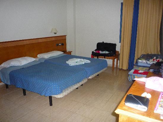 Rubimar Suite ApartHotel: Habitación