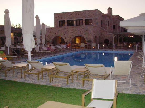 Castello Antico Beach Hotel: Χορός Αισθήσεων