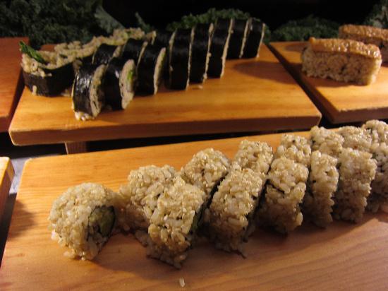 Ichiban Buffet: Sushi