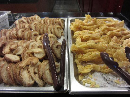 Ichiban Buffet: Pastry