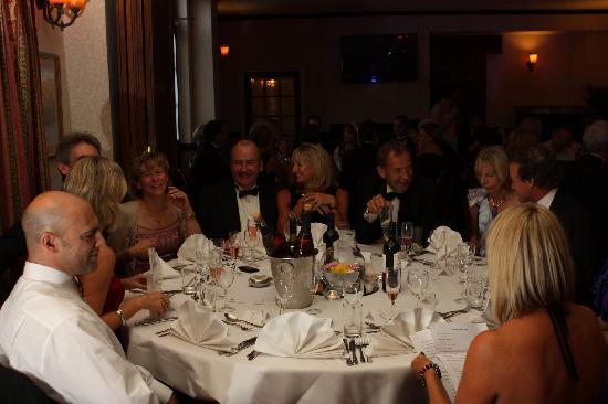 The Grosvenor: a lovely table setting