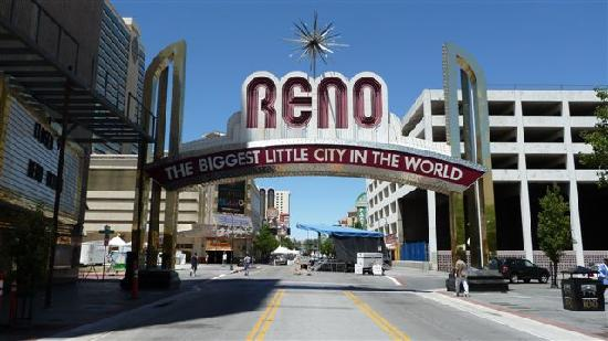 Circus Circus Hotel and Casino-Reno: RENO !