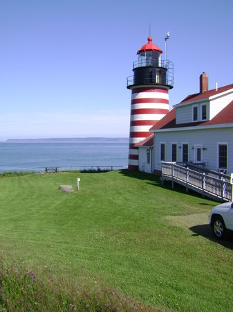 Maine Lighthouse Museum : West Quoddy