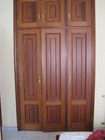 Hotel Venezuela: armario