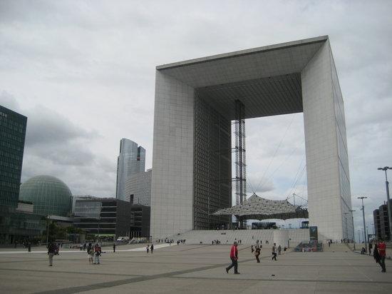La Grande Arche de La Défense