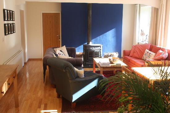 Trustwood Bed and Breakfast: Guest's Living Room