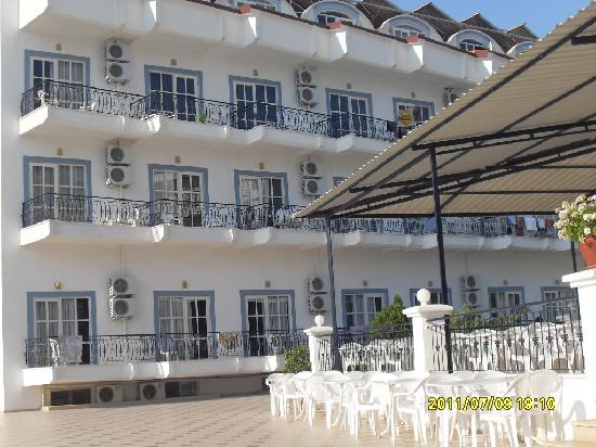 Kiris, Turkey: Сам отель, блок А!!!!