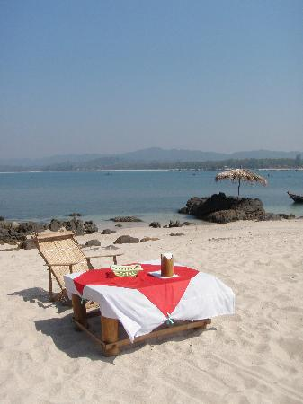 Amata Resort and Spa : Pearl Island - 10 mins from the Hotel by boat.