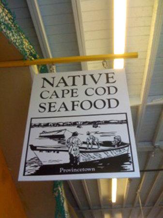 Native Cape Cod Seafood