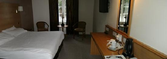 Halo Crowwood House Hotel : Une des chambres hotel crowwood