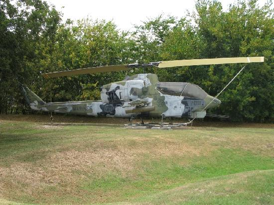 Mount Pleasant, SC: This copter should be called 'The Wasp'
