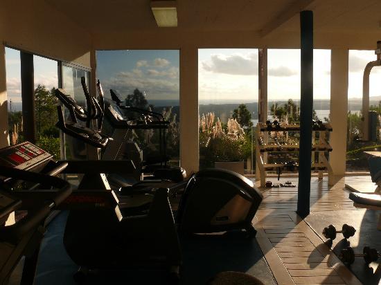 Hotel Art & Spa Las Cumbres: Gimnasio