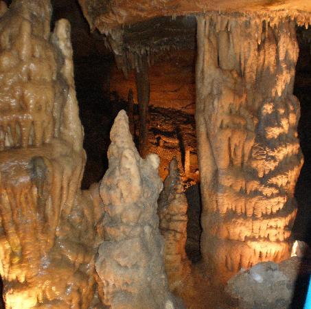 Marengo Cave: so wonderful