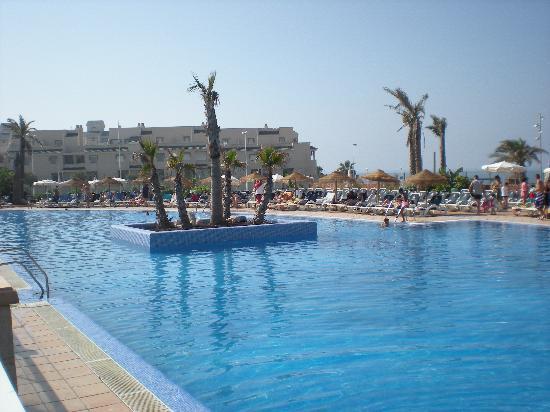 Cabogata Mar Garden Hotel Club & Spa: la psicina