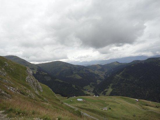 La Giettaz, France: Des paysages à vous couper le souffle!
